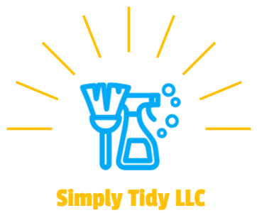 Simply Tidy Clean Logo